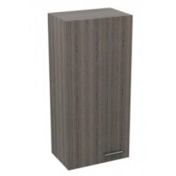 ZOJA/KERAMIA FRESH szafka wisząca 35x76x23cm, lewa, mali wenge