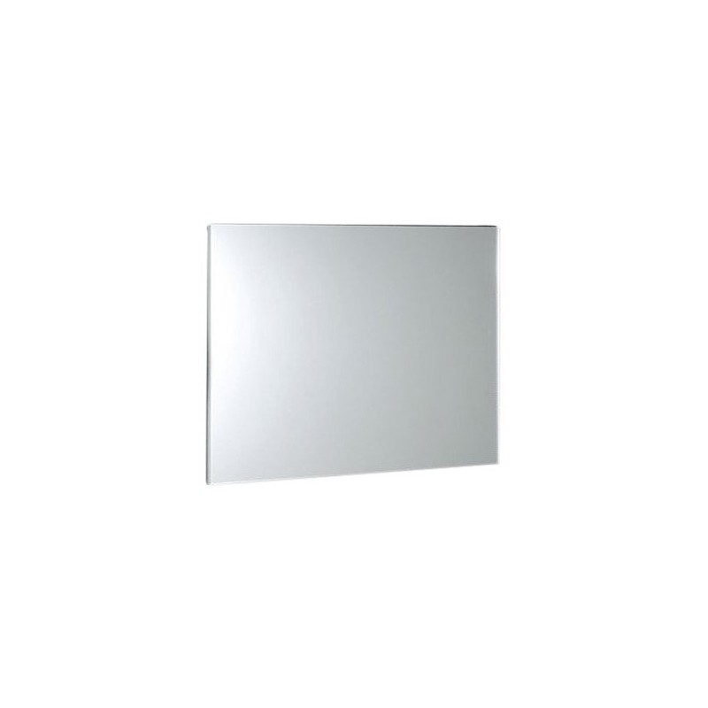 ACCORD lustro fazowane 120x80cm, zaokrąglone rogi, bez wieszaków