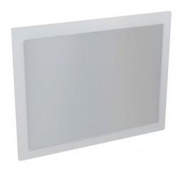 MITRA lustro w ramie 72x52x4cm, białe