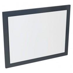 MITRA lustro w ramie 72x52x4cm, antracyt