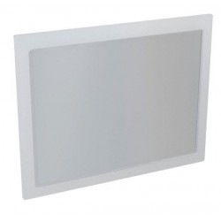 MITRA lustro w ramie 92x72x4cm, białe