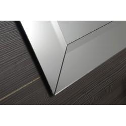 ARAK Lustro z formowaniem i skosem 60x80cm