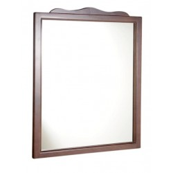 RETRO lustro 94x115cm, buk