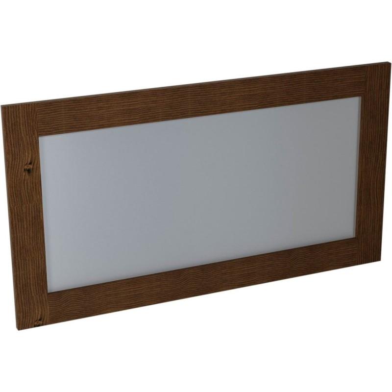 BRAND lustro 130x70x2cm, świerk bejcowany