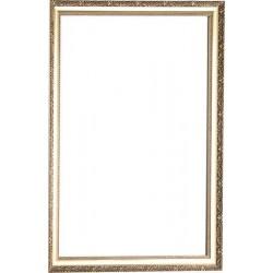 BOHEMIA lustro w drewnianej ramie 686x886mm