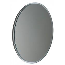 FLOAT lustro z oświetleniem LED, średnica 74cm, białe