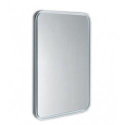 FLOAT lustro z oświetleniem LED 60x80cm, białe