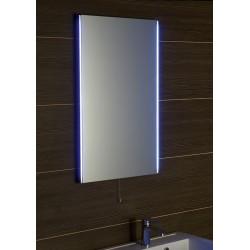 TOLOSA lustro z oświetleniem LED 500x800mm, chrom