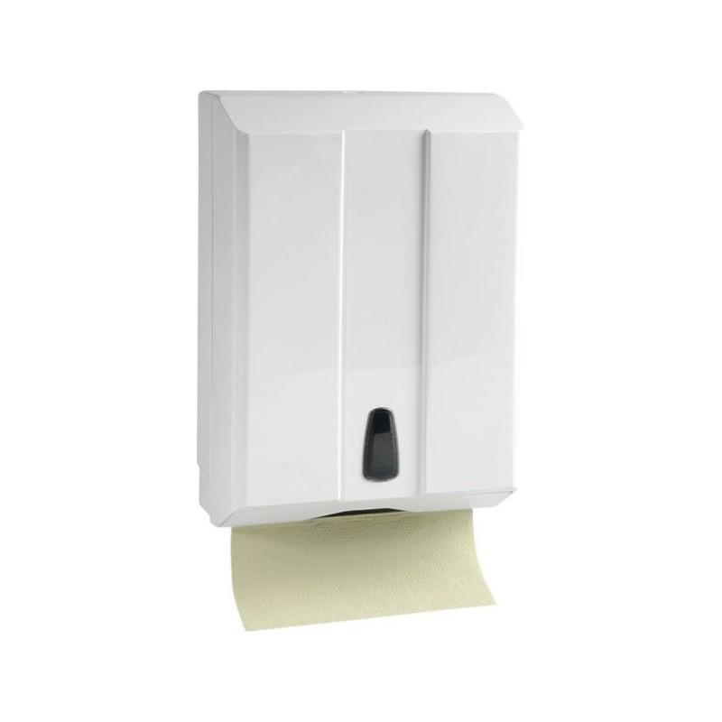 Zasobnik na ręczniki papierowe 28,5x40x13cm, biały