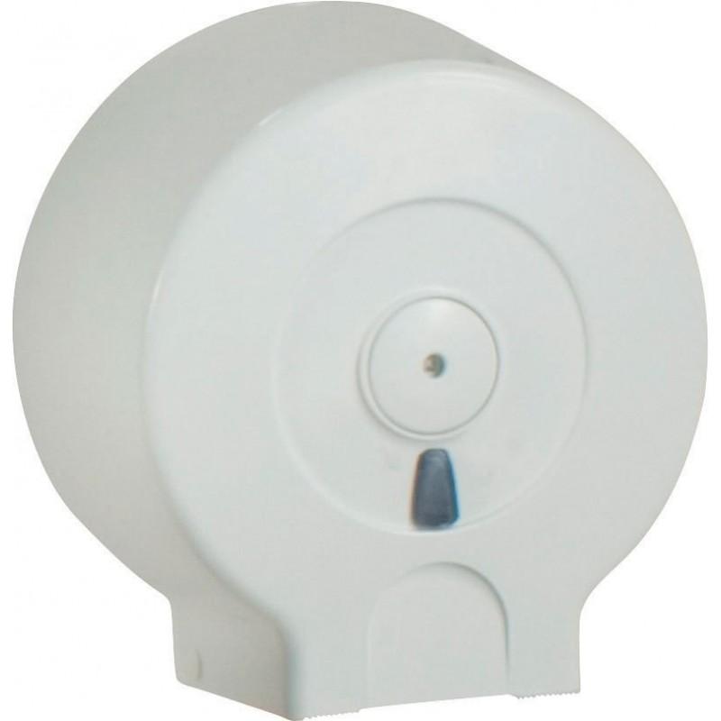 Zasobnik na papier toaletowy 22x22x13cm, biały