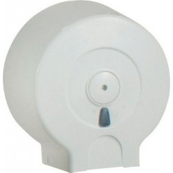 Zasobnik na papier toaletowy 33x33x13cm, biały