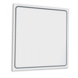 GEMINI II lustro z oświetleniem LED 70x70cm
