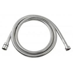 LUX wąż prysznicowy, rozciągliwy 150-180cm, chrom
