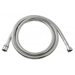 LUX wąż prysznicowy spiralny, rozciągliwy 200-240cm, chrom