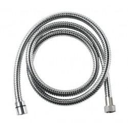 POWERFLEX wąż prysznicowy spiralny, 150cm, chrom