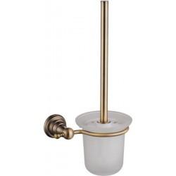 DIAMOND szczotka WC, brąz