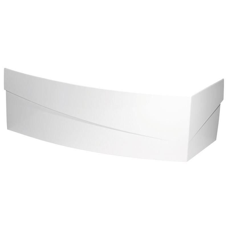EVIA 160 L obudowa narożna, lewa, biała