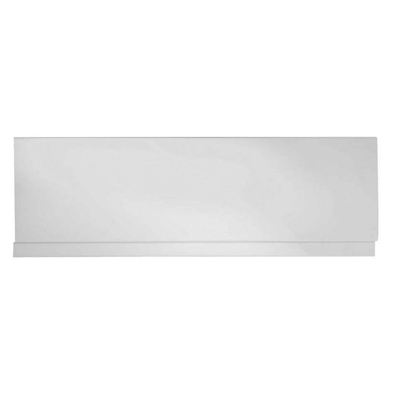 PLAIN NIKA obudowa czołowa, 180x59cm, biała