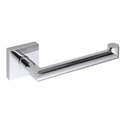 BETA wieszak na papier toaletowy bez klapki, 180x55x70mm, chrom